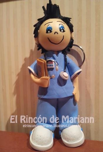 Fofuchito enfermero