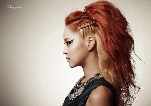 Peinados Coreanos 35 Modelos De Trenzas Para Este 2014