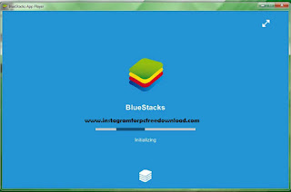 Download Bluestack application
