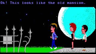 Cómo se hizo Maniac Mansion