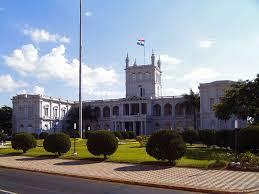 مكان في رواية - اسوسيون - عاصمة باراجواي - عدد انقلاب 101 - رجل المستحيل