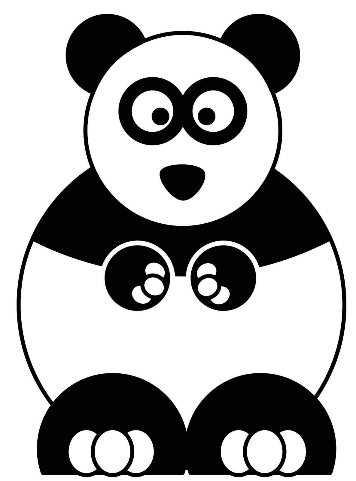 Hello Panda Animation Cartoon HD