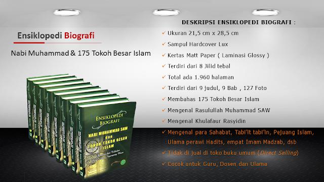 Ensiklopedi Biografi Nabi Muhammad S.A.W. dan 175 Tokoh Besar Islam Lainnya