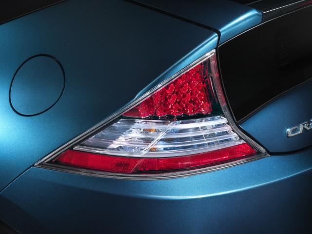 Tampilan Baru Honda CR-Z Lampu Belakang