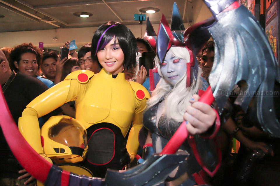 alodia gosiengfiao sexy gogo tagamo cosplay 03