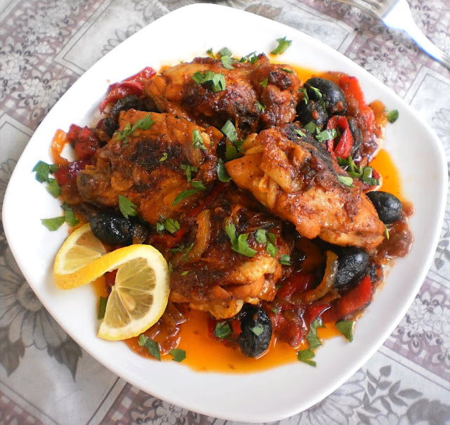 How to Make Pollo Guisado (Dominican Stewed Chicken) : Food Recipe