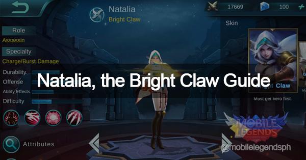 Natalia, the Bright Claw Guide