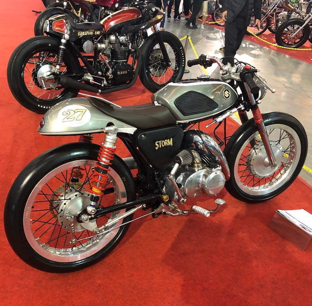 Cafe Racer 2t Suzuki A100