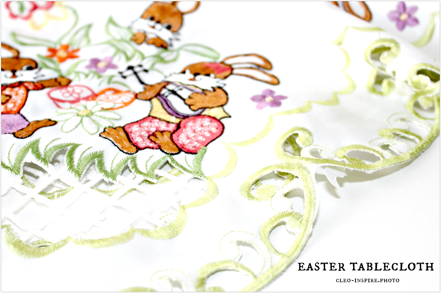 tablecloth for easter