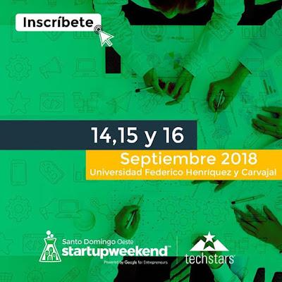 Startup Weekend Santo Domingo Oeste