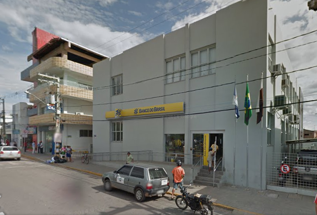 Resultado de imagem para banco do brasil serra talhada