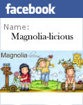 Magnolia-licious on facebook