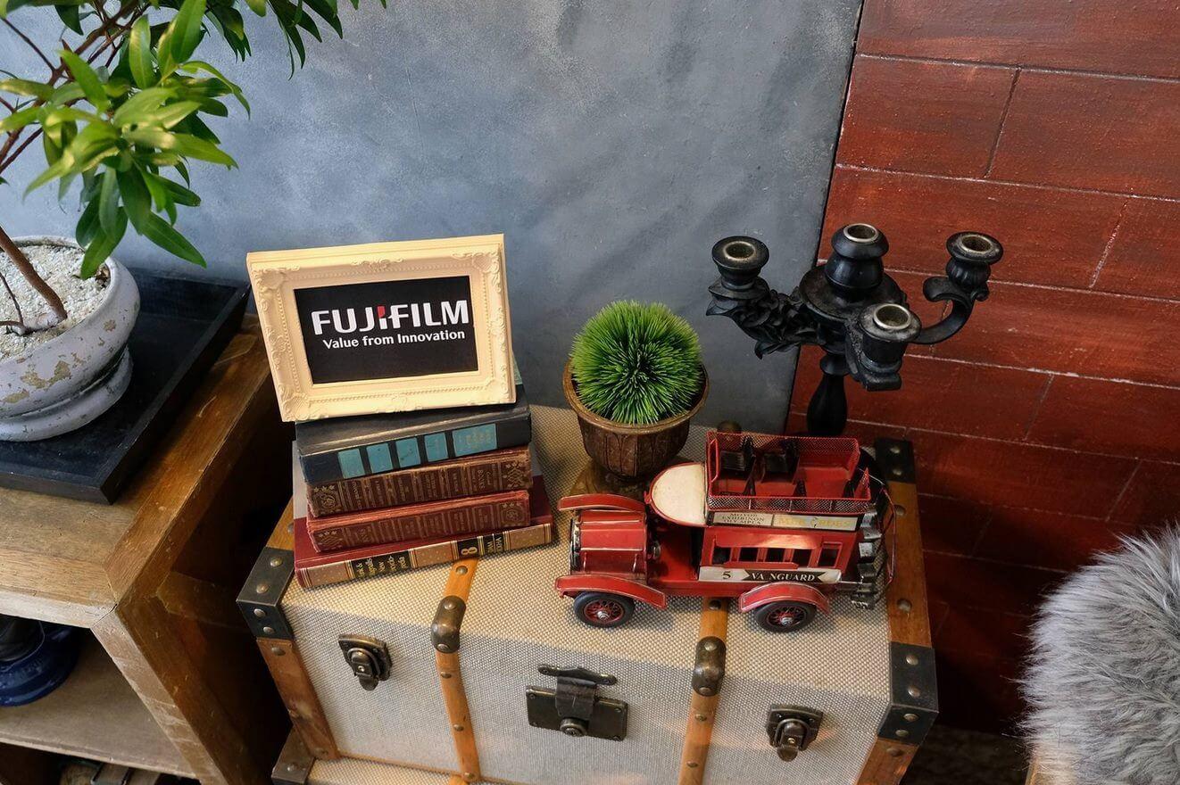 Fujifilm X-E3 Sample Shot - Indoor