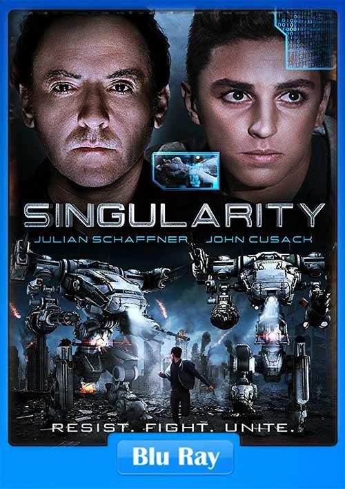 Singularity 2017 720p BRRip 850MB Poster