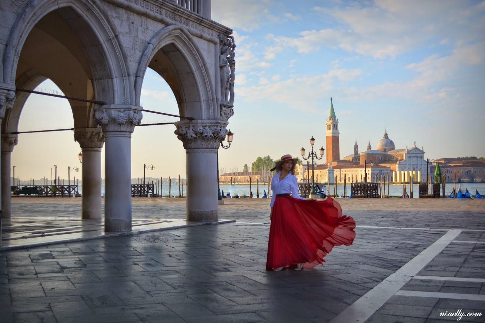 фотосессия венеция