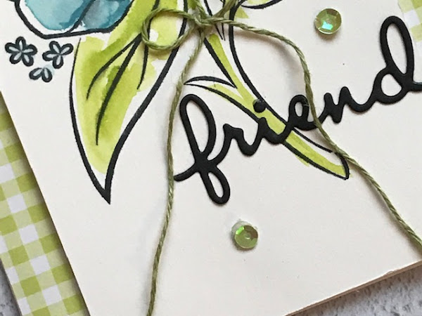 Spring Has Sprung, 3rd Thursday Blog Hop, Stampin' Up!