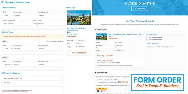 jasa pembuatan web tour dan travel murah di jogja