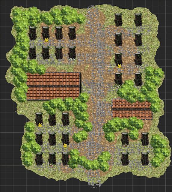 Aventuras Rol - Cripta de Ment - Cementerio