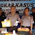 Pelaku Pengedar Obat Berbahaya,Ditangkap Polisi