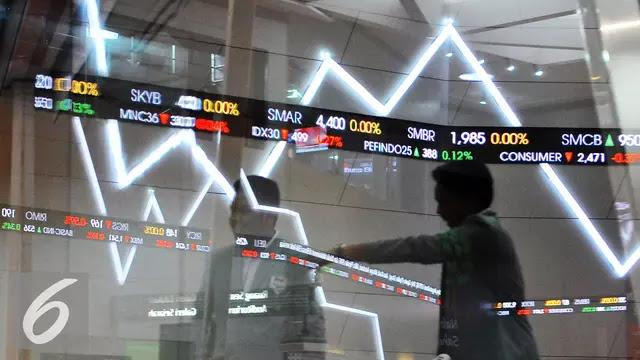 Naik 35 Poin, IHSG Menguat Sendirian di Bursa Asia
