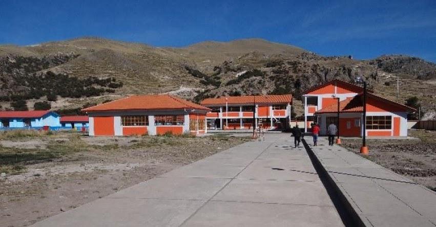 MINEDU transfirió más de 6 millones de soles para construcción de nuevo colegio rural en Cusco - www.minedu.gob.pe