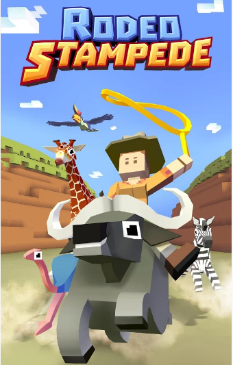 Rodeo Stampede Sky Zoo Safari Mod Apk Download V1 16 0