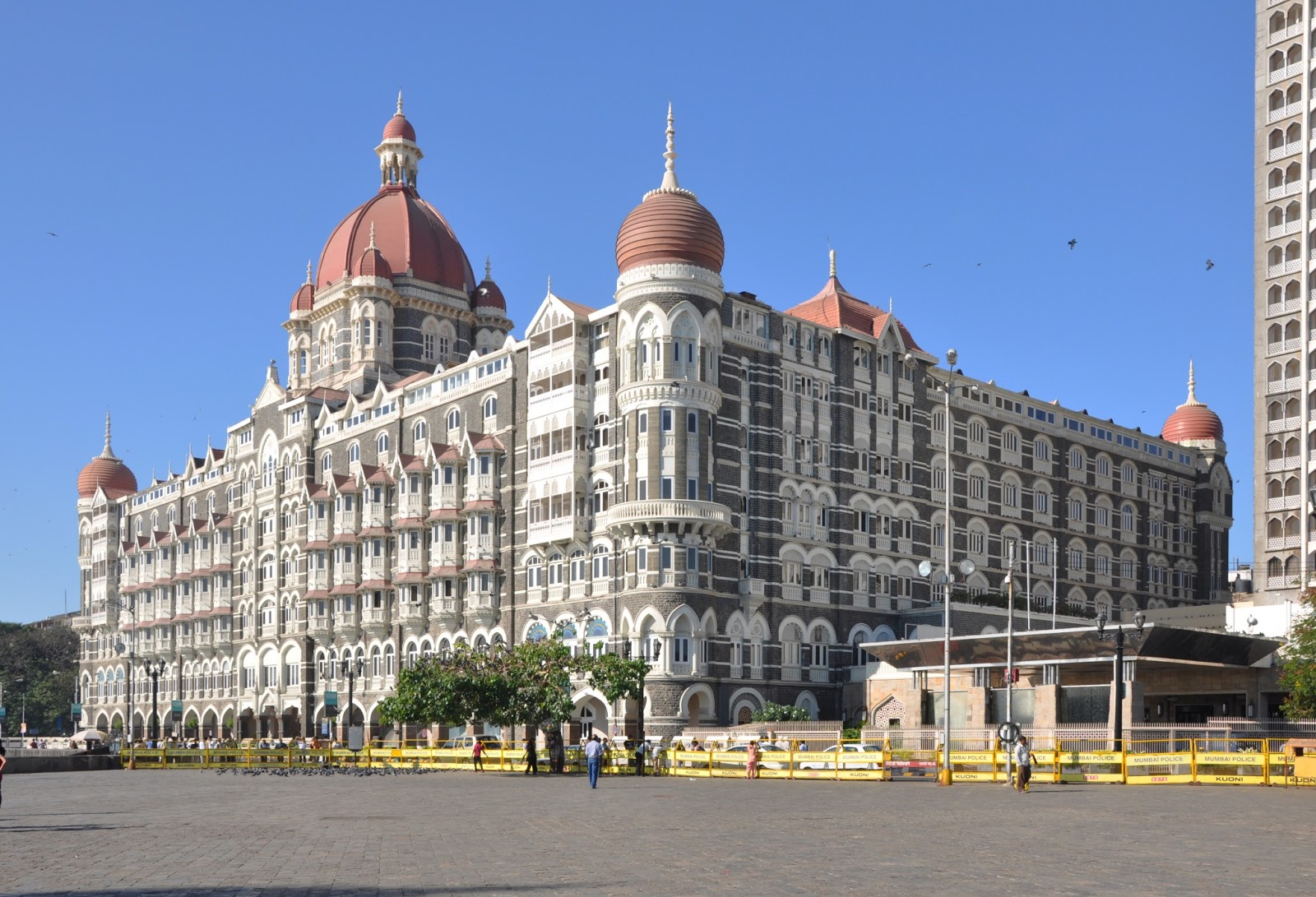 Best 5 Star Hotels in India