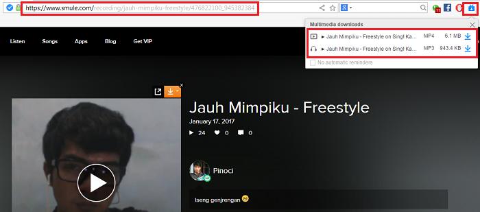 Baidu Browser Smule