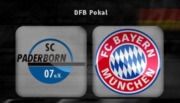 Padeborn vs Bayern Munich