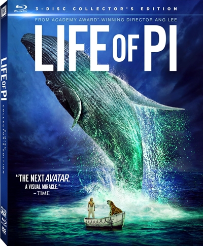 Life Of Pi 3D SBS MKV Latino
