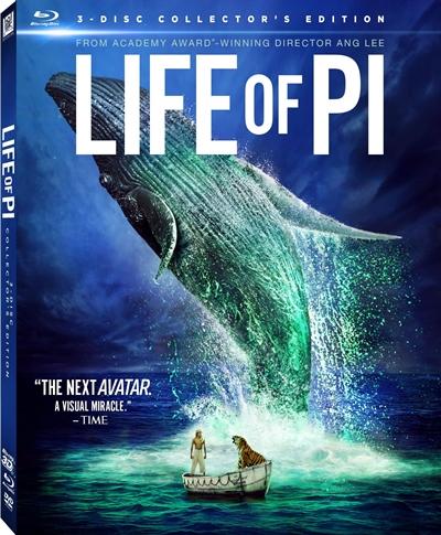 Life Of Pi 3D SBS MKV Latino
