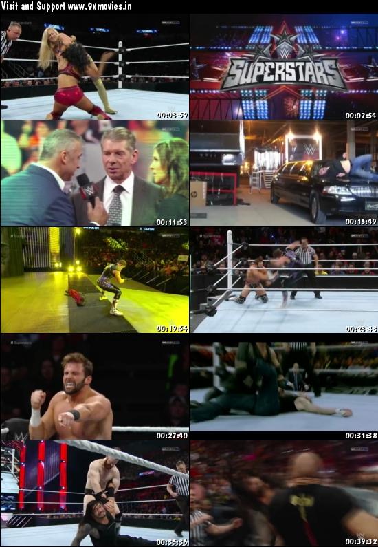 WWE Superstars 26 FEB 2016 HDTV 480p