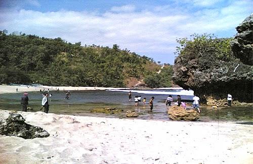 Epic travelers - Siung Beach of Gunungkidul Yogyakarta