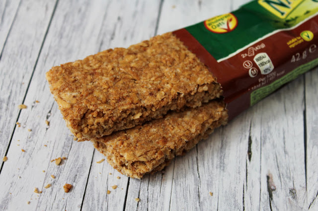 Nature Valley Crunchy Riegel - Canadian Maple Syrup