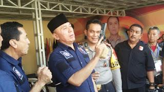 Irjen Pol M.Iriawan Resmikan Lapangan Tembak Wira Pratama Bhayangkara Polres Cirebon