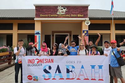 Hari Kedua #IndonesianBloggerGoesToSabah: Dari Menikmati Dinginnya Kinabalu National Park dan Desa Cattle Dairy Farm serta Sunset di North Borneo Cruise