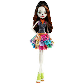MH Just Play Skelita Calaveras Figure