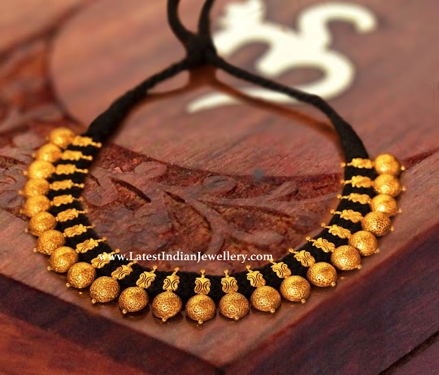 Lightweight Contemporary Necklace