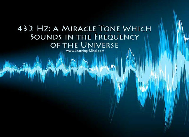 432Hz  Miracle Tone- Power Thoughts Meditation Club