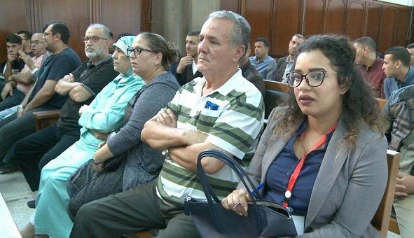 والد الزفزافي يحضر محاكمة ابنه بعد جولته الأوروبية