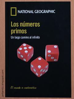 jarban02_pic084: Los números primos, un largo camino hacia el infinito de Enrique Gracián