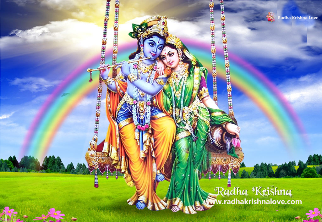 Radha Krishna Love Images HD
