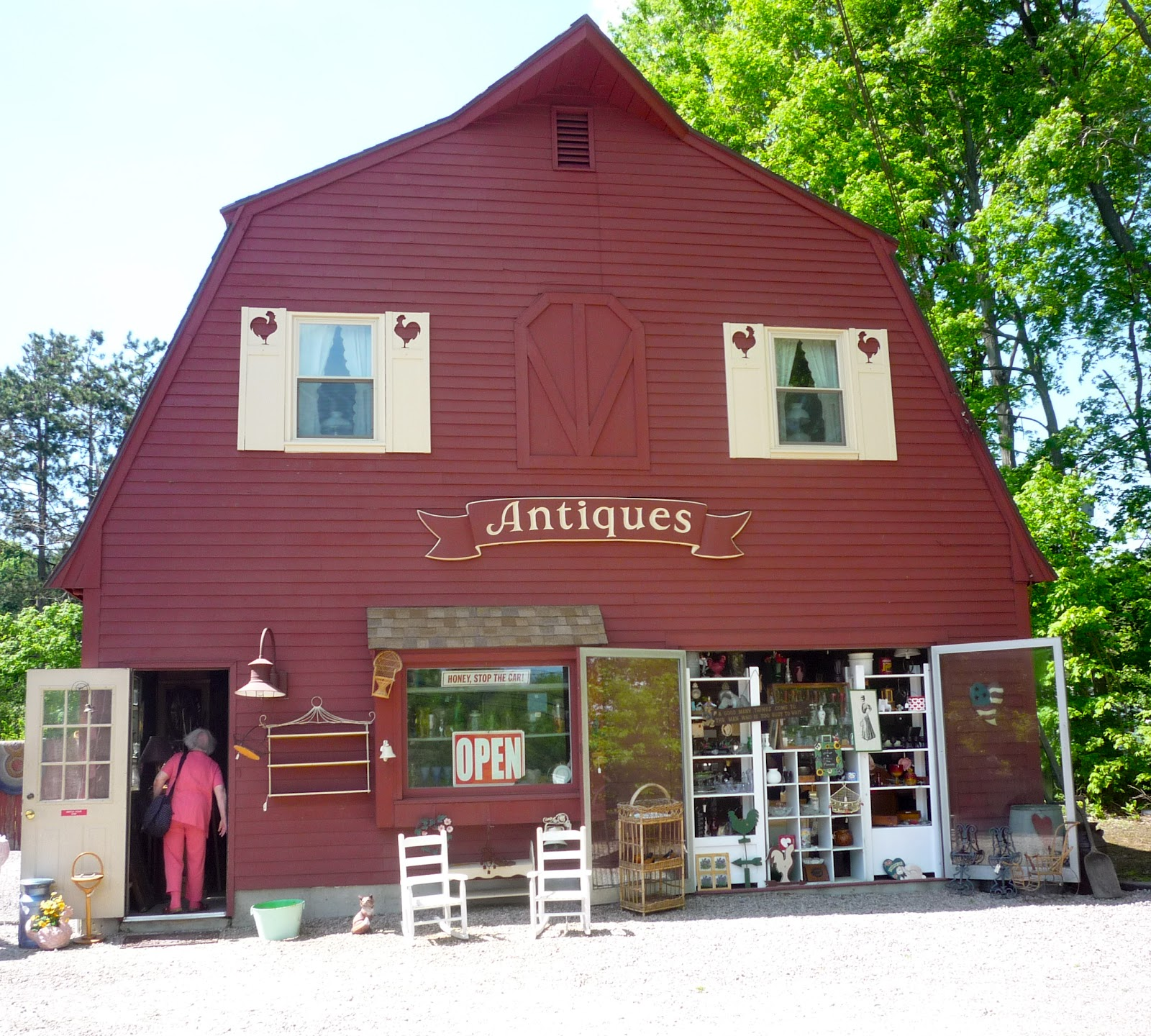 Visiting My Grandmother Had That Antiques In Wrentham Mass