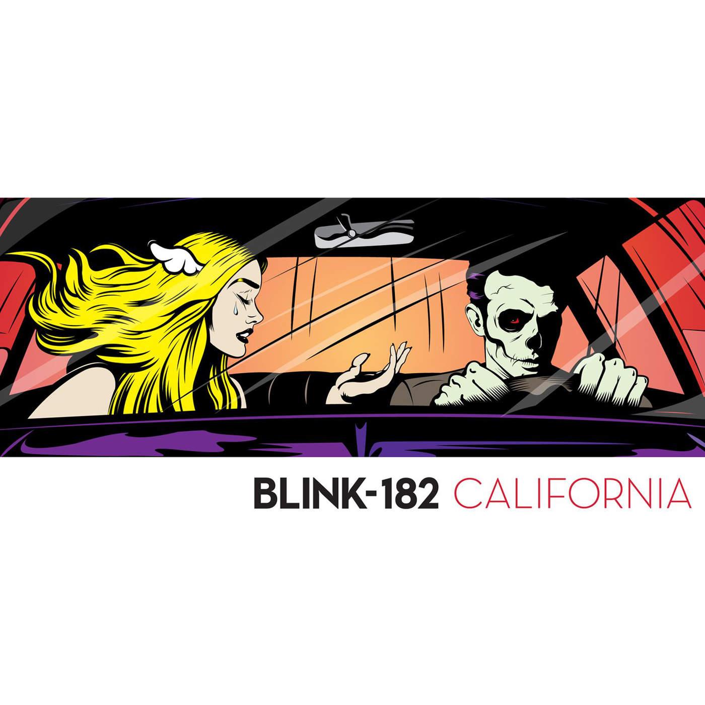 blink-182 - California Cover