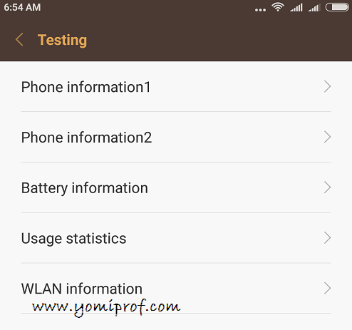 How to Force 3G (WCDMA only) or 4G (LTE only) Mode on Your