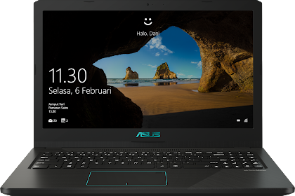 Laptop ASUS VivoBook Pro F570, Perpaduan AMD & NVIDIA di Satu Laptop!