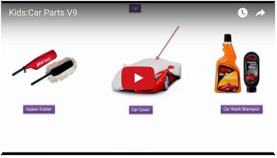 Java Ee Kidscar Parts V9