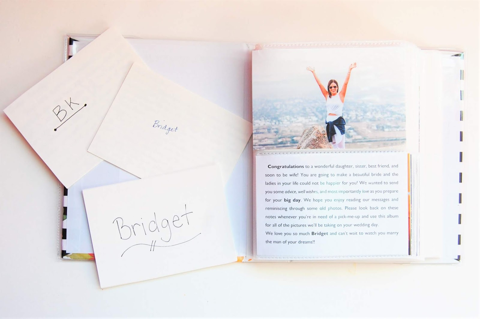 Wedding book of letters kpapreps wedding book of letters my best friend got married spiritdancerdesigns Image collections