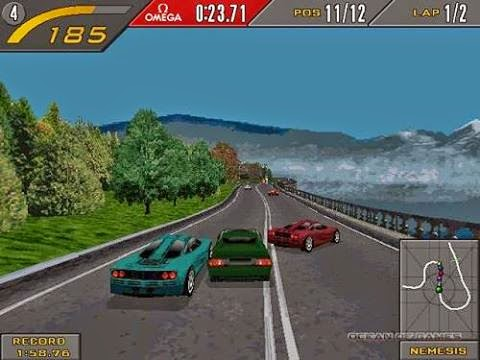 Need for Speed II PC Game Free Download Full Version
