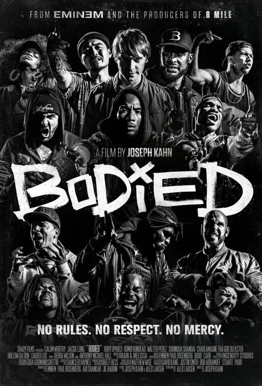 Dave's Movie Site: Movie Review: Bodied
